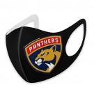Flor-Ida Pant-Hers Face Mask Dust-Proof Adjustable Mouth Cover Cloth Masks for Cycling Camping Travel Black for NHL Team Florida Panthers face cover