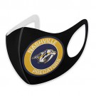 Nash-Ville Pred-Ators Face Mask Anti-Dust Washable Mouth Cover Cloth Masks for Kids Teens Men Women Black for NHL Team Nashville Predators face mask